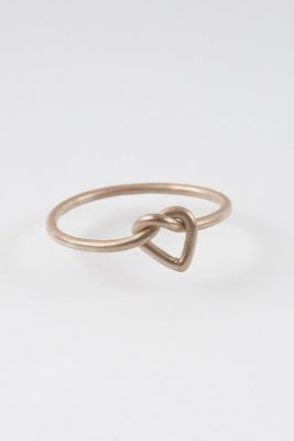 37a Forget Me Knots (ring, red gold)